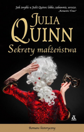 Sekrety małżeństwa - Julia Quinn   mała okładka