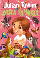 Zosia-Samosia i inne wiersze - Julian Tuwim | mała okładka