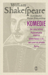 Komedie - William Shakespeare | mała okładka