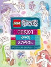 Lego Elves Wybierz swoją moc LYS-501 -  | mała okładka