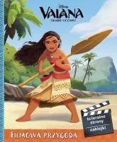 Vaiana Skarb oceanu Filmowa przygoda SSF-1 -  | mała okładka