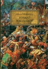 Konrad Wallenrod - Adam Mickiewicz | mała okładka