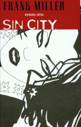 Sin City Krwawa jatka Tom 3 - Frank Miller | mała okładka