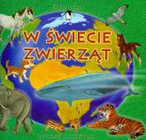 W świecie zwierząt opowieść z naklejkami - Elżbieta Lekan | mała okładka