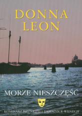 Morze nieszczęść Komisarz Brunetti i tajemnice Wenecji - Donna Leon | mała okładka