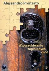 W poszukiwaniu zaginionych cnót część 2 - Alessandro Pronzato | mała okładka