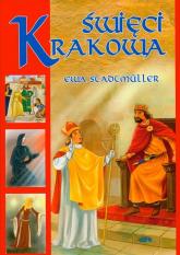 Święci Krakowa - Ewa Stadtmuller | mała okładka