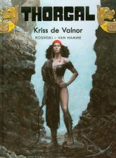 Thorgal Kriss de Valnor Tom 28 - Rosiński Grzegorz, Hamme Jean | mała okładka