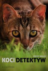 Koci detektyw - Vicky Halls | mała okładka