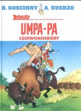 Umpa Pa Czerwonoskóry - Goscinny Rene, Uderzo Albert | mała okładka