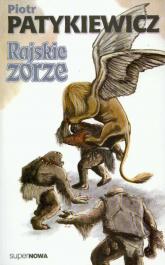 Rajskie zorze - Piotr Patykiewicz | mała okładka
