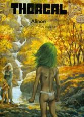 Thorgal Alinoe Tom 8 - Rosiński Grzegorz, Hamme Jean | mała okładka