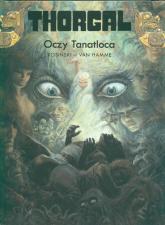 Thorgal Oczy Tanatloca Tom 11 - Rosiński Grzegorz, Hamme Jean | mała okładka