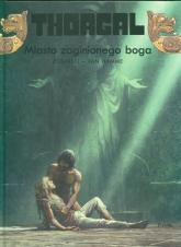 Thorgal Miasto zaginionego boga Tom 12 - Rosiński Grzegorz, Hamme Jean | mała okładka