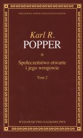 Społeczeństwo otwarte i jego wrogowie Tom 2 - Popper Karl R.   mała okładka