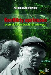 Konflikty społeczne w polskich parkach narodowych -  | mała okładka