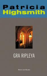Gra Ripleya - Patricia Highsmith   mała okładka