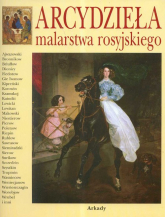 Arcydzieła malarstwa rosyjskiego - Gniedycz Piotr P. | mała okładka