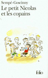 Le petit Nicolas et les copains - Goscinny Rene, Sempe Jean Jacques | mała okładka