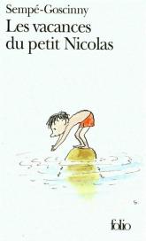 Les vacances du petit Nicolas - Goscinny Rene, Sempe Jean Jacques | mała okładka