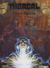 Thorgal Korona Ogotaia Tom 21 - Rosiński Grzegorz, Hamme Jean | mała okładka