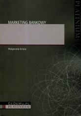 Marketing bankowy - Małgorzata Kolasa | mała okładka