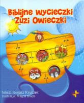 Biblijne wycieczki Zuzi Owieczki - Tomasz Kruczek | mała okładka