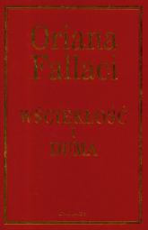 Wściekłość i duma - Oriana Fallaci | mała okładka