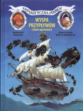 Wyspa Przypływów i inne opowieści - Rosiński Grzegorz, Benedicte Smit, Claude Joan | mała okładka