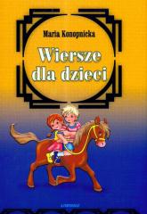 Wiersze dla dzieci - Maria Konopnicka | mała okładka