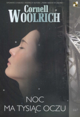 Noc ma tysiąc oczu - Cornell Woolrich | mała okładka
