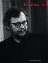 Grotowski powtórzony - Stanisław Rosiek | mała okładka