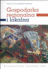 Gospodarka regionalna i lokalna -  | mała okładka