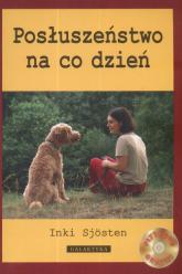 Posłuszeństwo na co dzień + DVD - Inki Sjosten | mała okładka