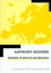 Europa w epoce globalnej - Anthony Giddens | mała okładka