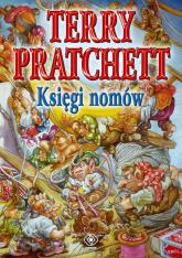 Księgi nomów - Terry Pratchett | mała okładka