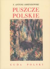 Puszcze polskie Cuda Polski - Ossendowski Antoni Ferdynand | mała okładka