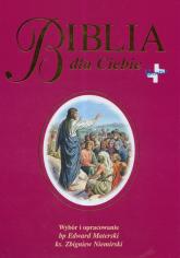 Biblia dla Ciebie - Materski Edward, Niemirski Zbigniew | mała okładka