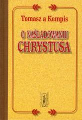 O naśladowaniu Chrystusa - Tomasz Kempis | mała okładka