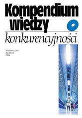 Kompendium wiedzy o konkurencyjności -    mała okładka
