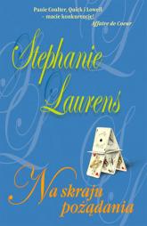 Na skraju pożądania - Stephanie Laurens | mała okładka