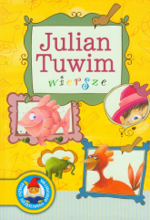 Wiersze - Julian Tuwim | mała okładka