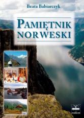 Pamiętnik norweski - Beata Babiarczyk | mała okładka