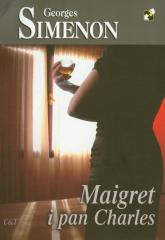 Maigret i pan Charles - Georges Simenon | mała okładka