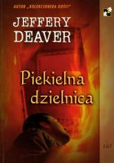 Piekielna dzielnica - Jeffery Deaver | mała okładka