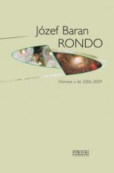 Rondo Wiersze z lat 2006-2009 - Józef Baran | mała okładka