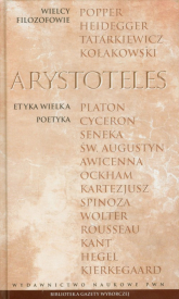 Wielcy Filozofowie 2 Etyka wielka Poetyka - Arystoteles | mała okładka