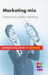 Marketing mix Podstawowe zasady marketingu -  | mała okładka