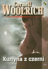 Kurtyna z czerni - Cornell Woolrich | mała okładka