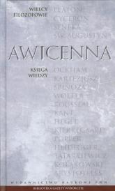 Wielcy Filozofowie 8 Księga wiedzy - Awicenna | mała okładka